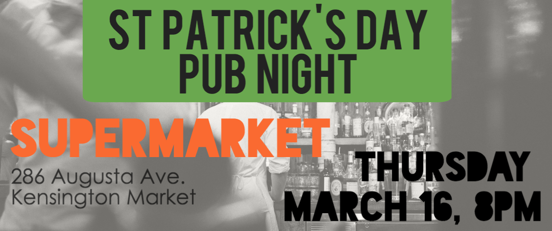 St Patrick's Day FB Banner - March 16